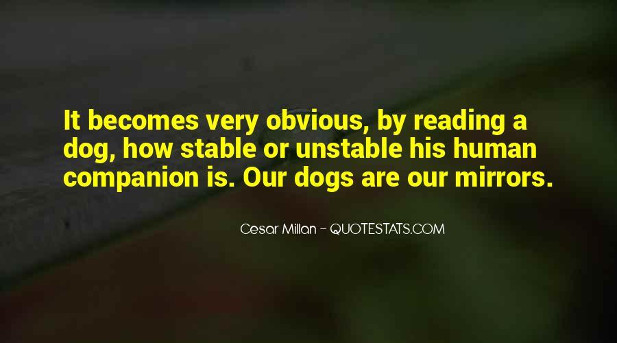 Cesar Millan Quotes #996046
