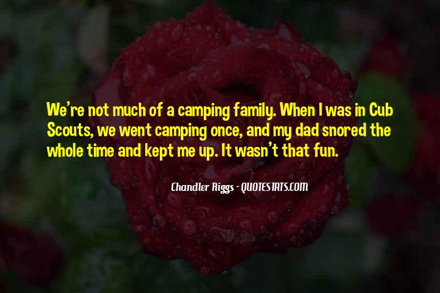 Chandler Riggs Quotes #350378