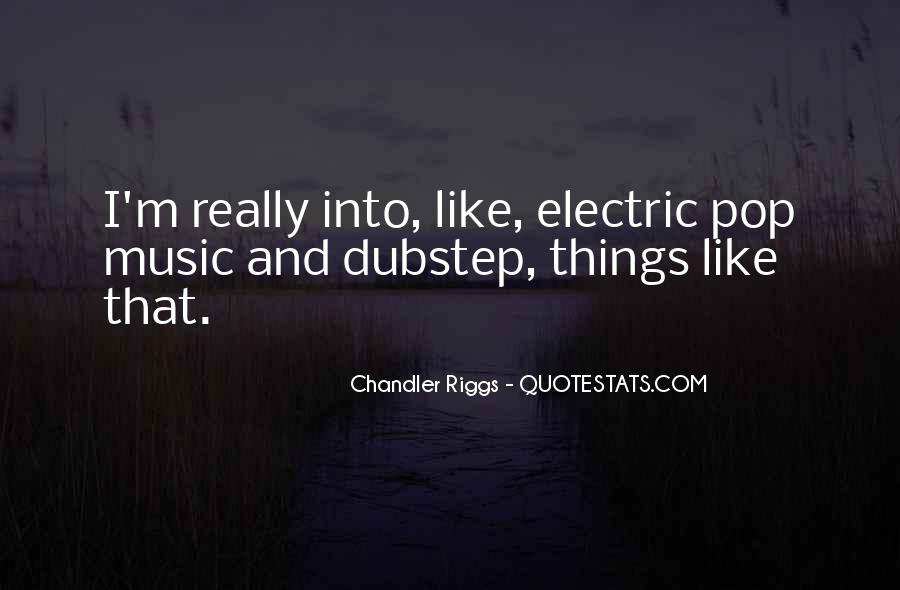 Chandler Riggs Quotes #511249