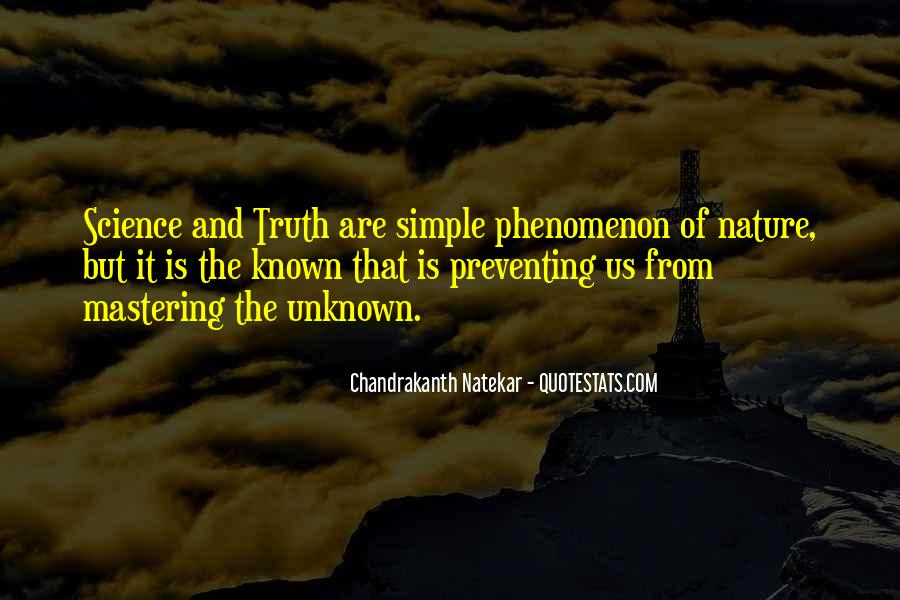 Chandrakanth Natekar Quotes #1326044