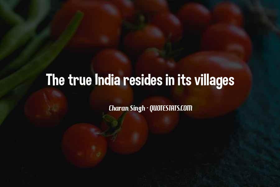 Charan Singh Quotes #879997
