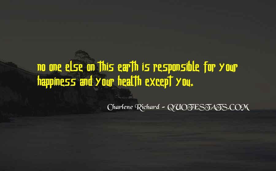 Charlene Richard Quotes #196309