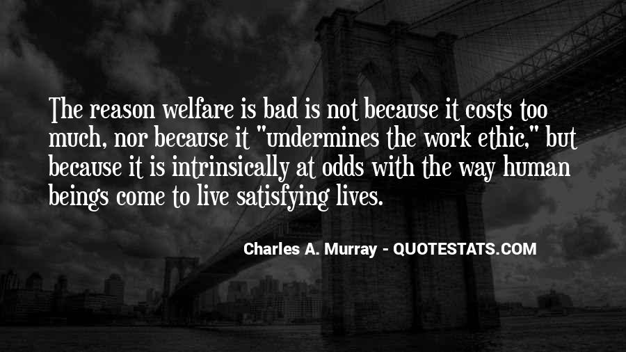 Charles A. Murray Quotes #1004333