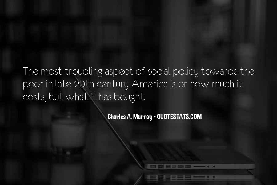 Charles A. Murray Quotes #1474197