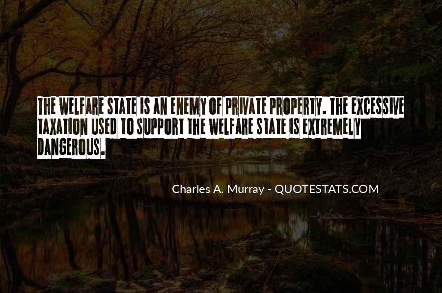 Charles A. Murray Quotes #1743835
