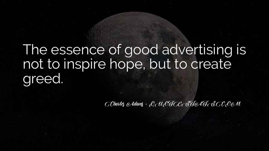 Charles Adams Quotes #946369