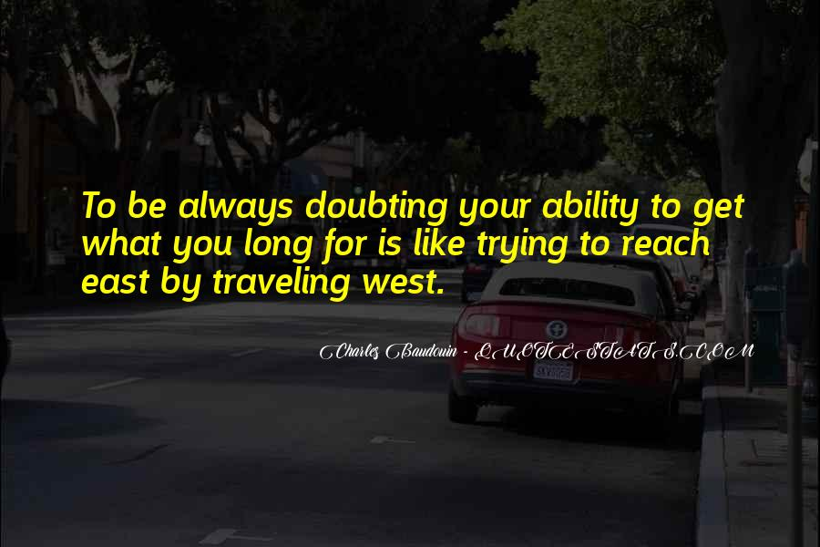 Charles Baudouin Quotes #426543