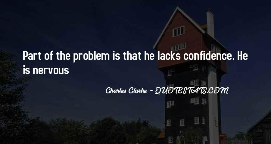 Charles Clarke Quotes #1540817