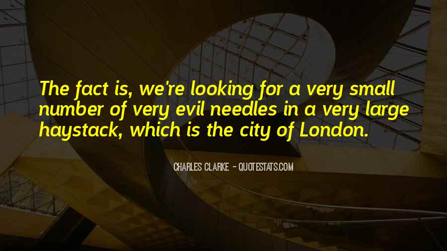 Charles Clarke Quotes #1772564