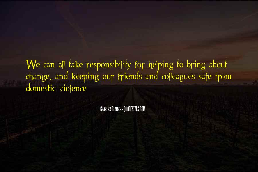 Charles Clarke Quotes #705408