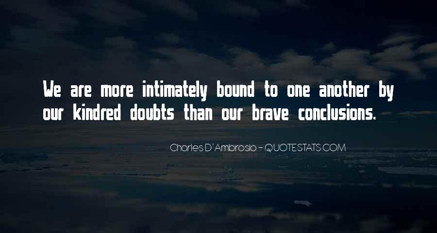 Charles D'Ambrosio Quotes #939400