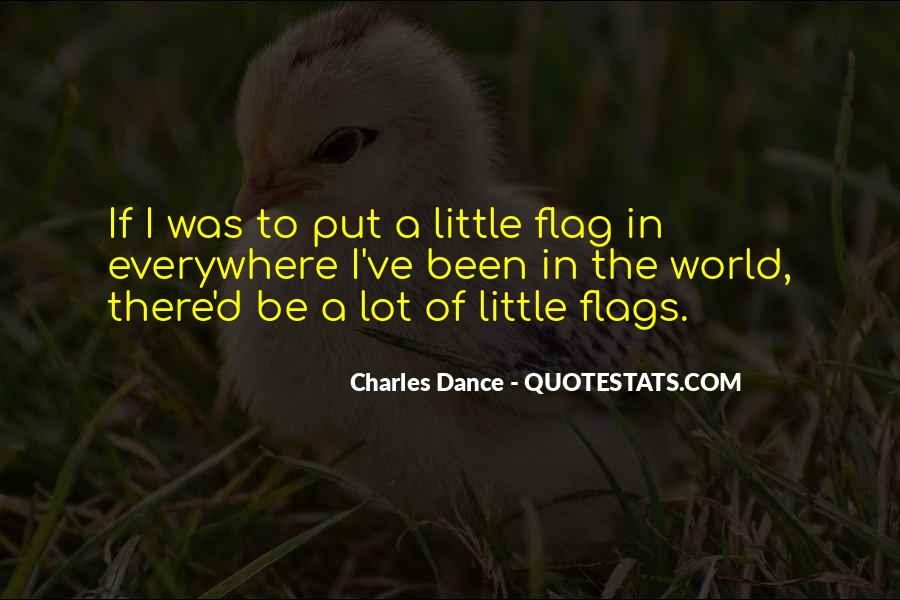 Charles Dance Quotes #153350