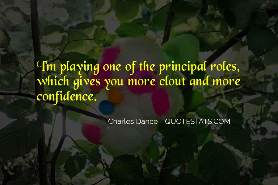 Charles Dance Quotes #1596874