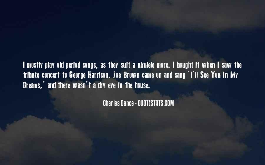 Charles Dance Quotes #218491