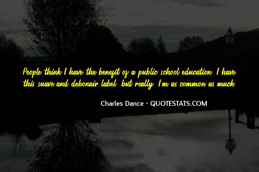 Charles Dance Quotes #362012