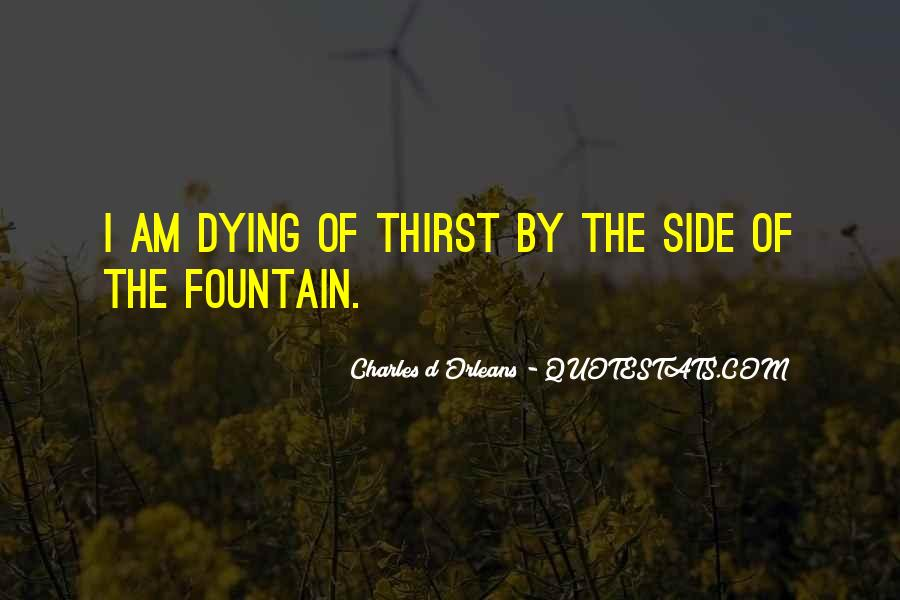 Charles D'Orleans Quotes #327134