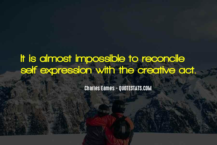 Charles Eames Quotes #1042690