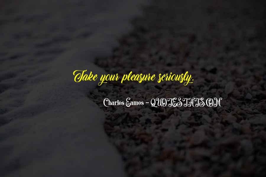 Charles Eames Quotes #1160622
