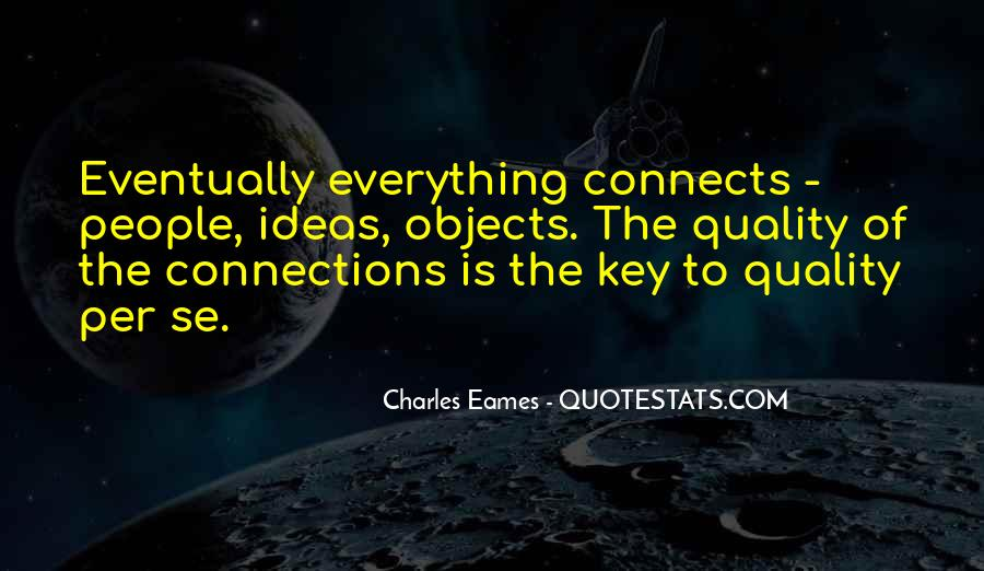 Charles Eames Quotes #1828956