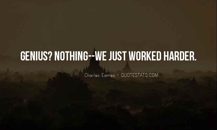 Charles Eames Quotes #406257