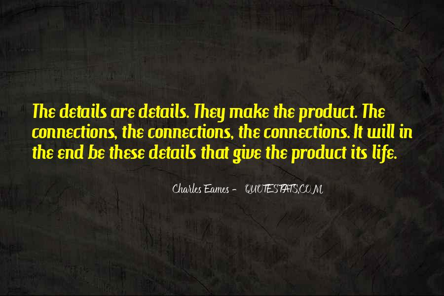 Charles Eames Quotes #463626