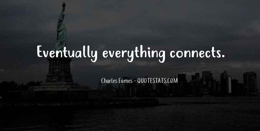 Charles Eames Quotes #577547