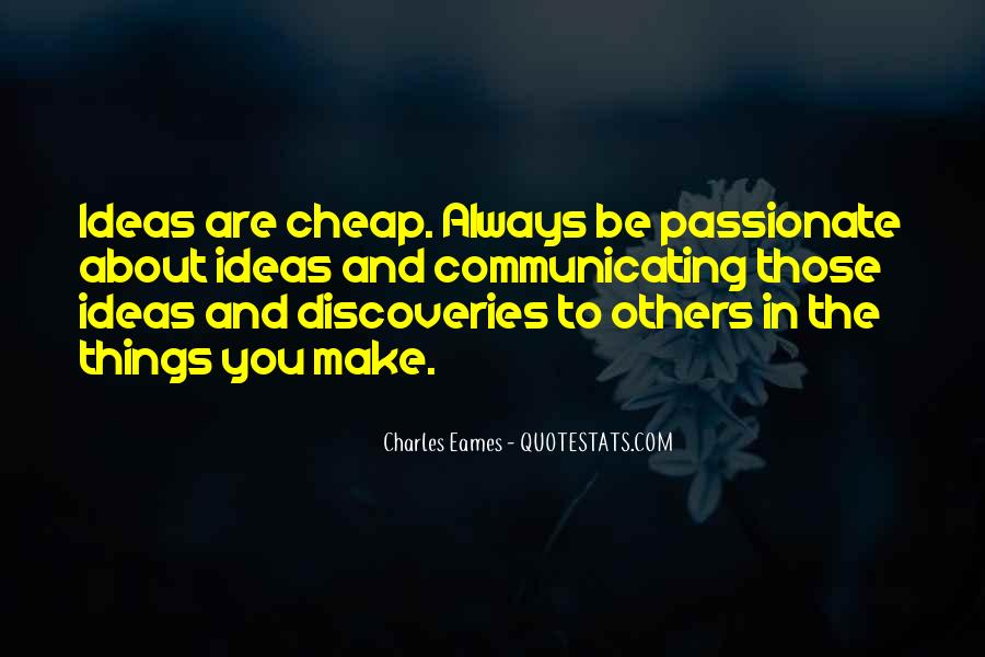 Charles Eames Quotes #611780