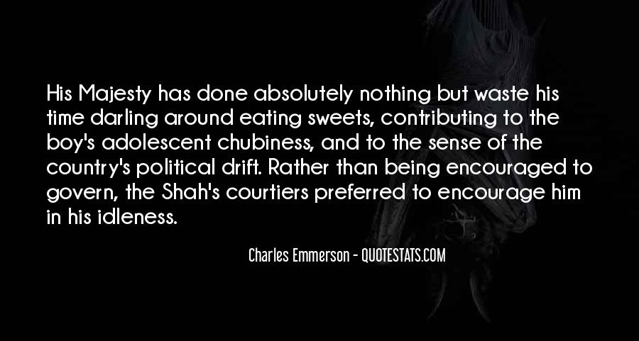 Charles Emmerson Quotes #1129124