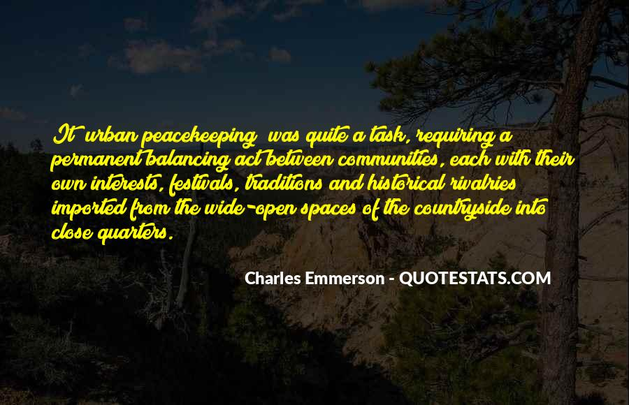 Charles Emmerson Quotes #1153757