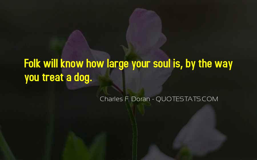 Charles F. Doran Quotes #975212