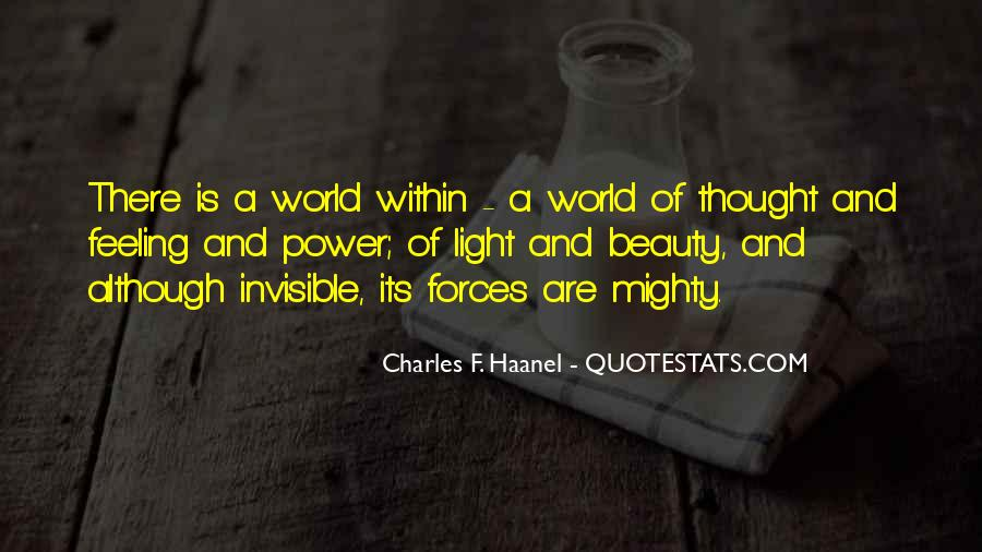 Charles F. Haanel Quotes #1084230
