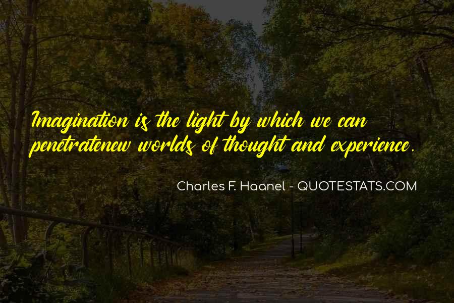 Charles F. Haanel Quotes #570542