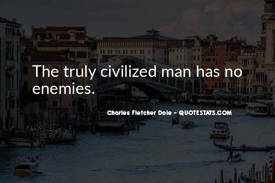 Charles Fletcher Dole Quotes #336102