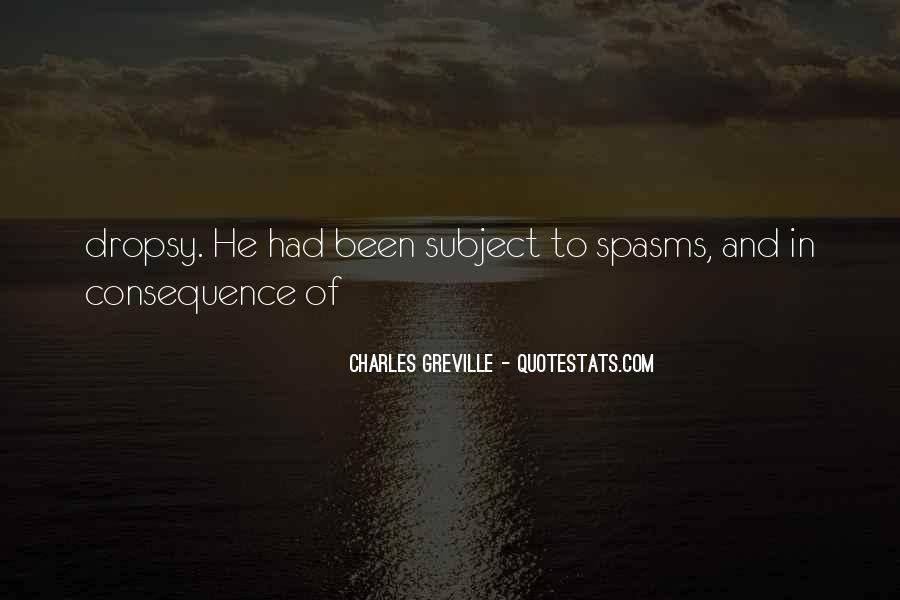 Charles Greville Quotes #111029