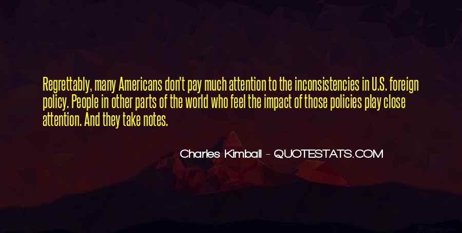 Charles Kimball Quotes #1802276