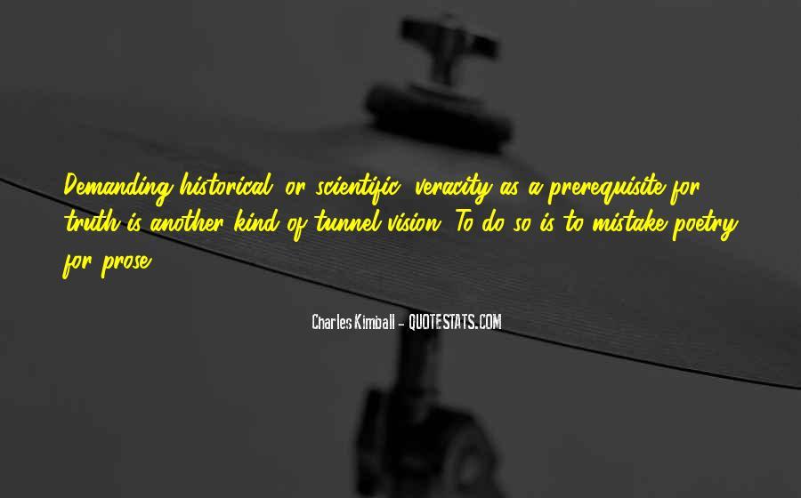 Charles Kimball Quotes #983692