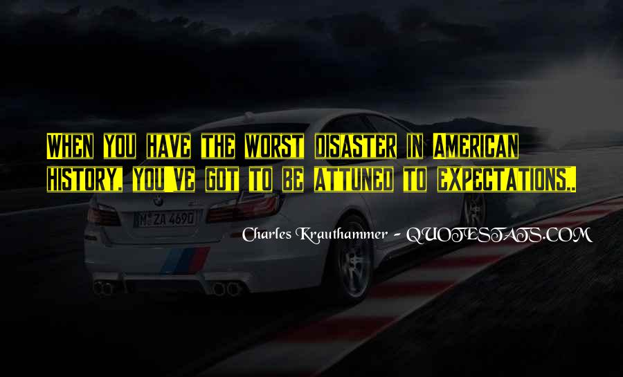 Charles Krauthammer Quotes #1082481