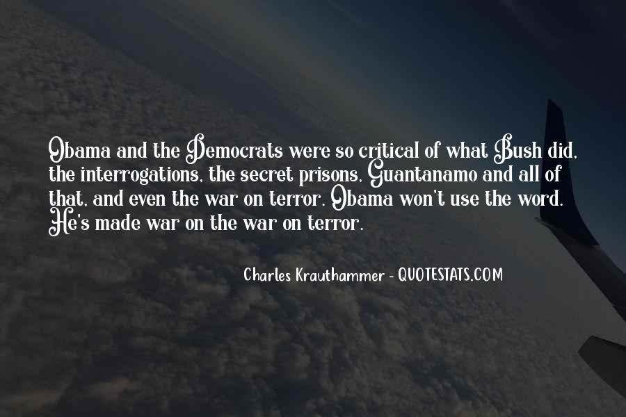 Charles Krauthammer Quotes #1555562