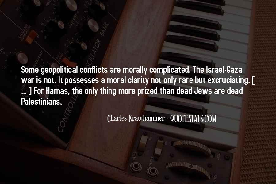 Charles Krauthammer Quotes #1697868