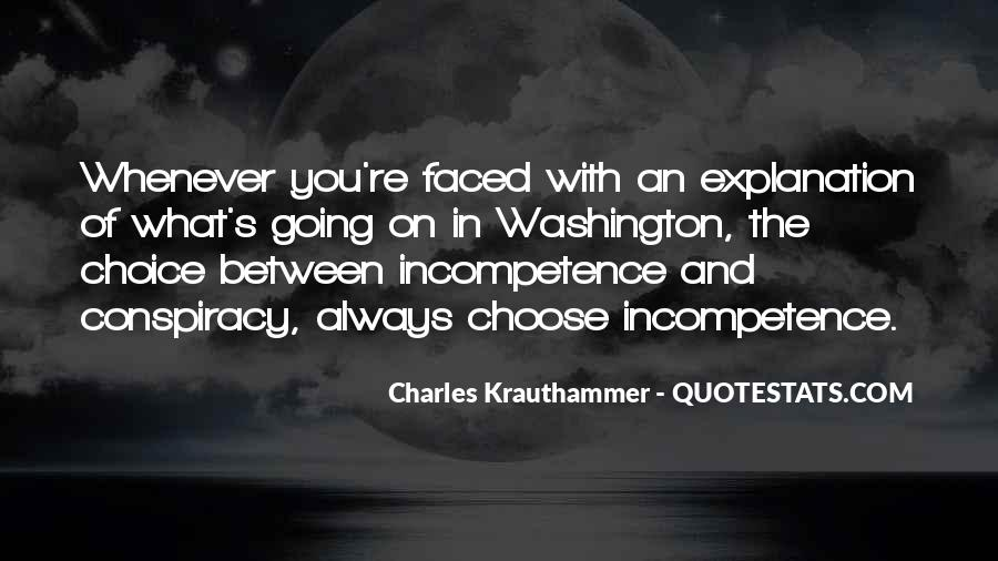 Charles Krauthammer Quotes #1712904
