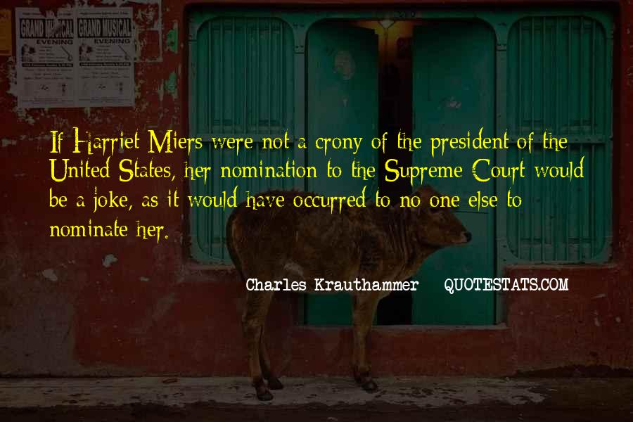 Charles Krauthammer Quotes #1722203