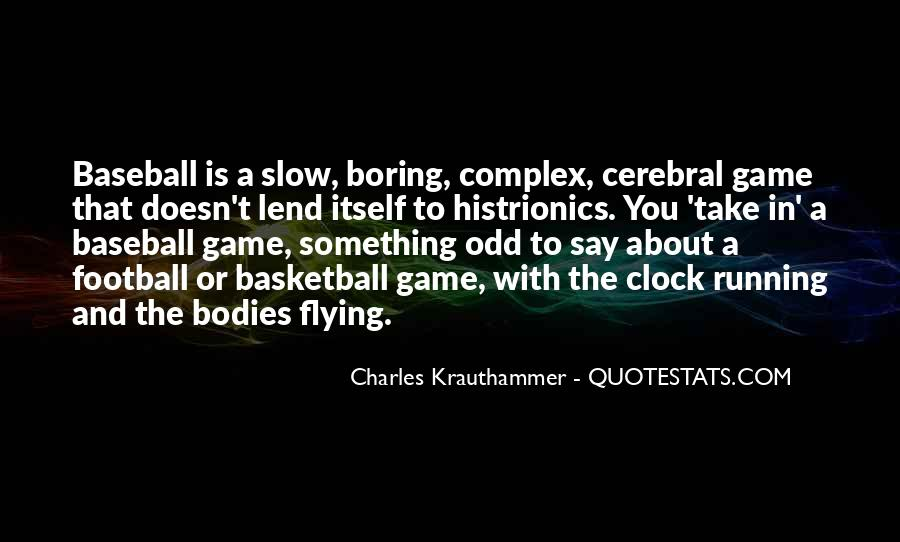 Charles Krauthammer Quotes #1738988