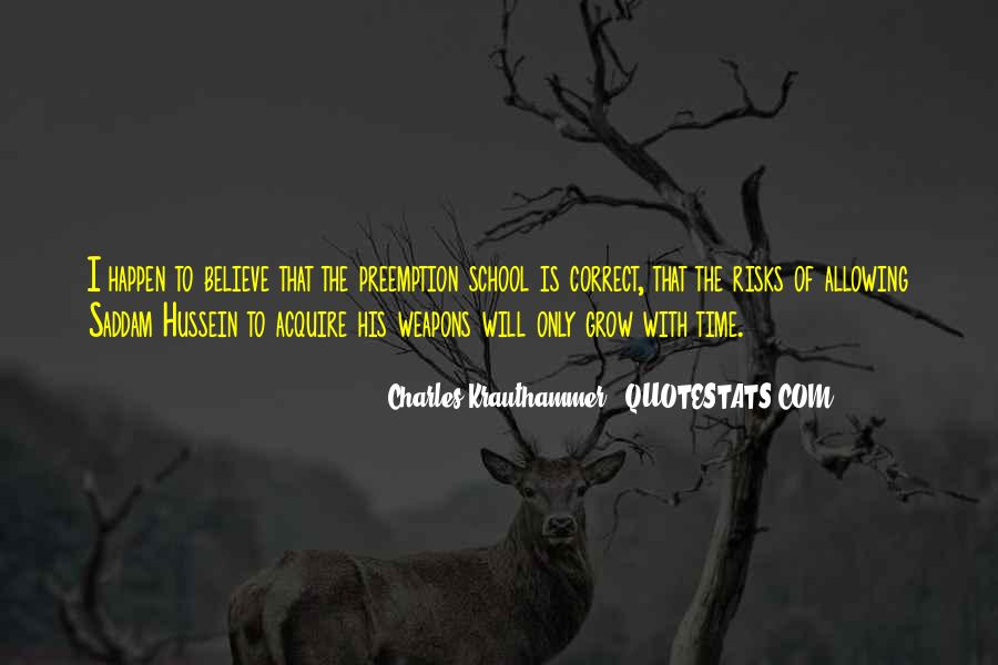 Charles Krauthammer Quotes #614349