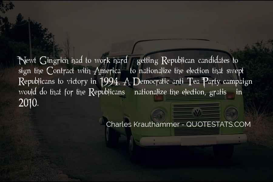 Charles Krauthammer Quotes #622914