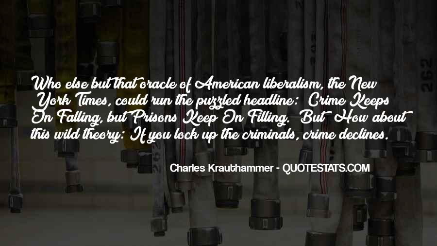 Charles Krauthammer Quotes #65294