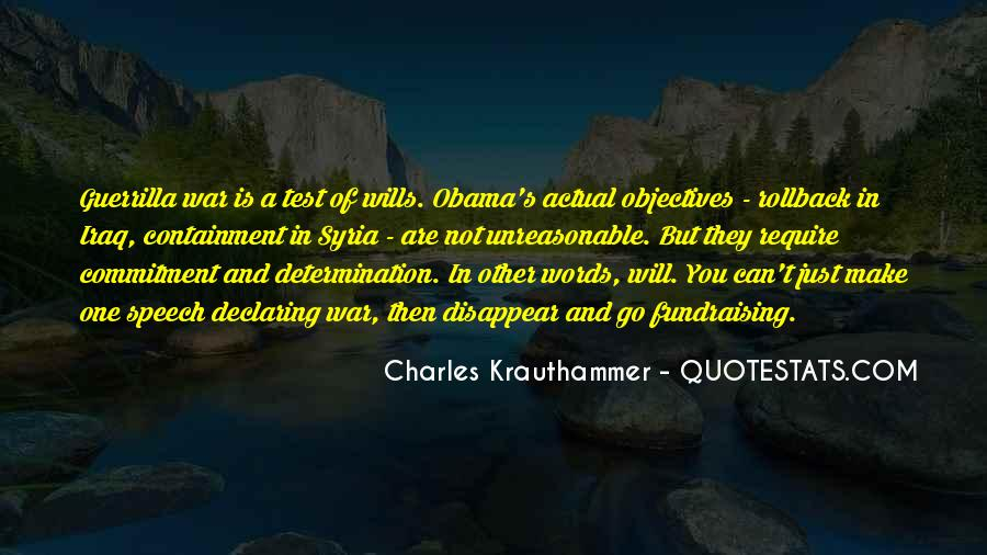 Charles Krauthammer Quotes #707343