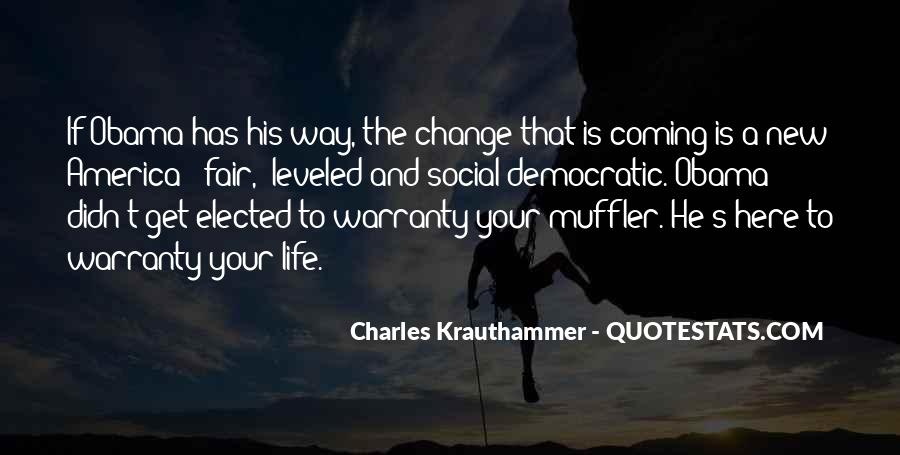 Charles Krauthammer Quotes #774770