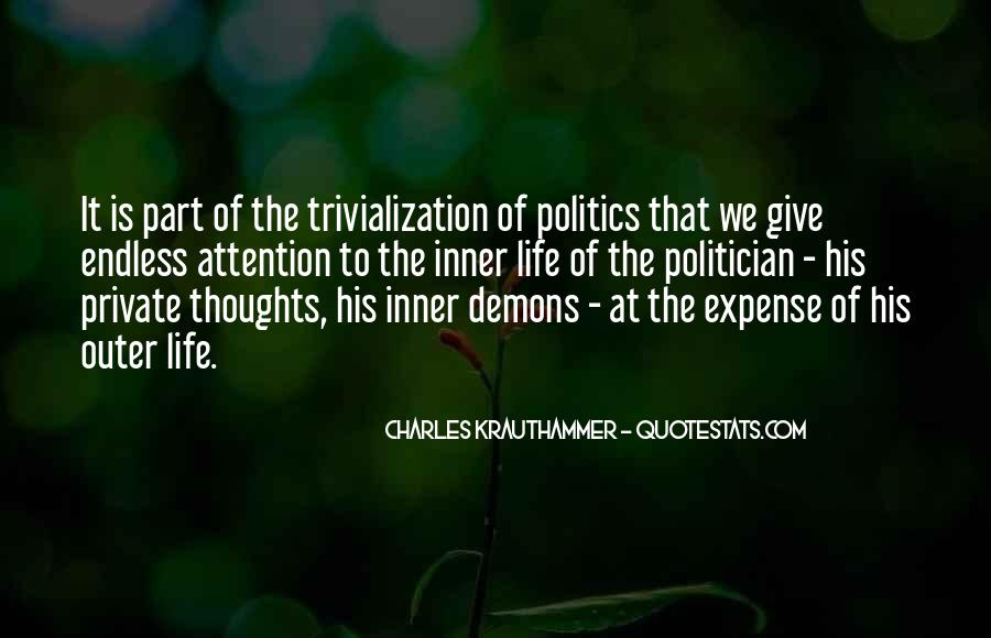 Charles Krauthammer Quotes #883632
