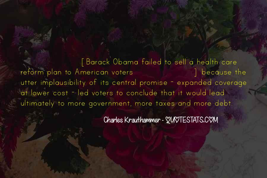 Charles Krauthammer Quotes #988063
