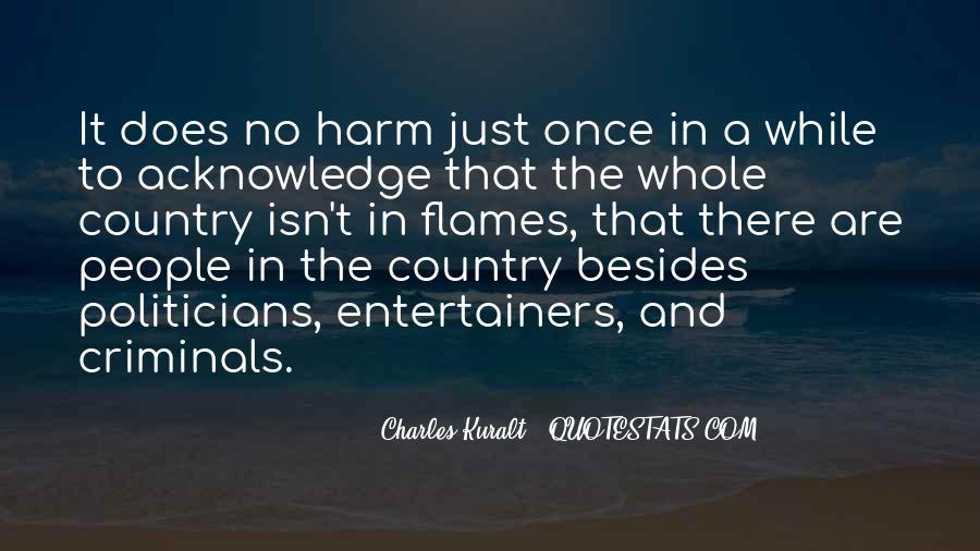 Charles Kuralt Quotes #1096237